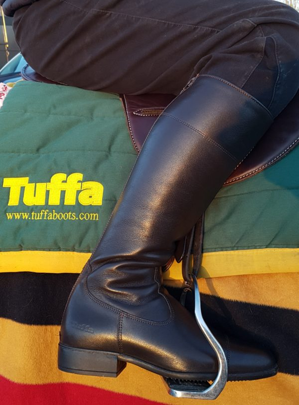 BESPOKE RACING BOOTS, SANDOWN