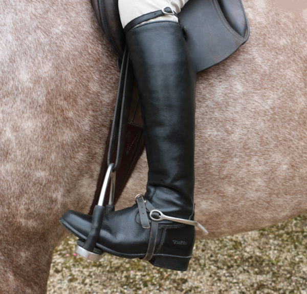 BESPOKE RIDING BOOTS, SHOWTIME