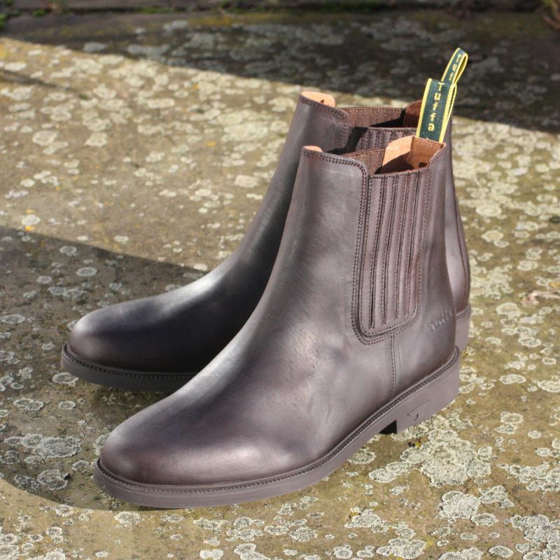 Tuffa Tipperary Jodhpur Short leather Boots