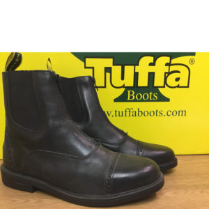 clearance-morgan-boots-black-40