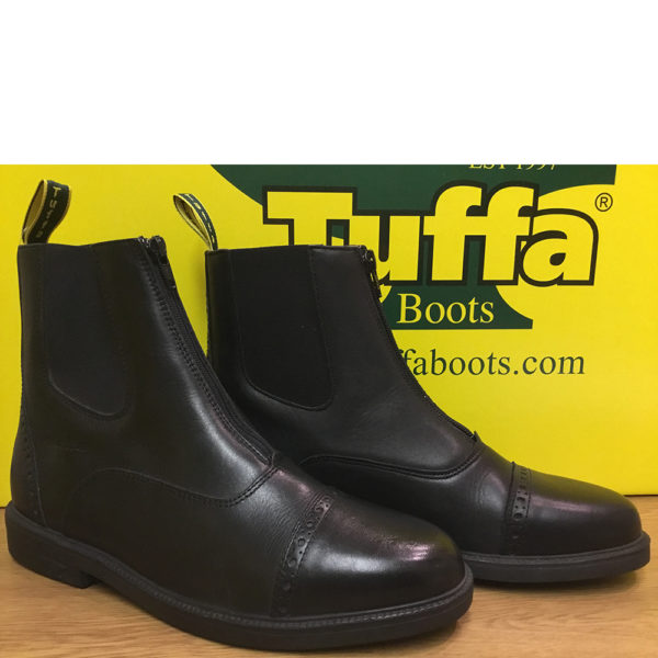 clearance-morgan-boots-black-41