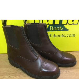 clearance-morgan-boots-brown-38