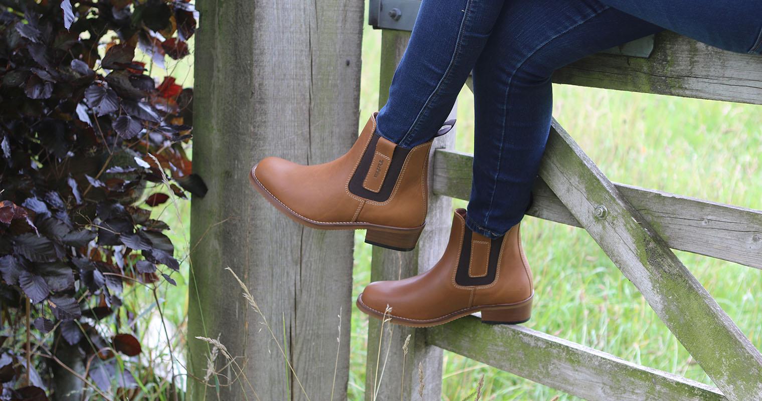 Bronco Boots